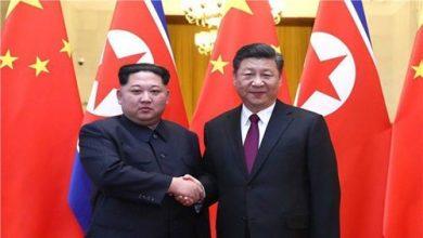 """الزعيم الكوري الشمالي يلتقي الرئيس الصيني قبيل """"قمة ترامب"""""""