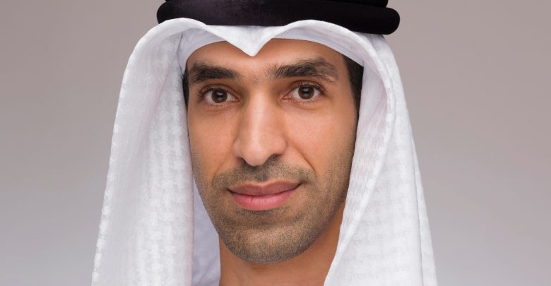 الدكتور ثاني بن أحمد الزيودي، وزير التغير المناخي والبيئة