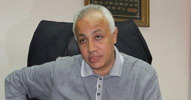 """رئيس جهاز """"القاهرة الجديدة"""""""