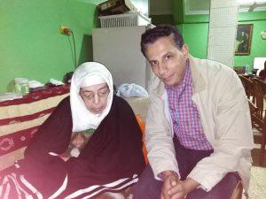 السيدة نفيسة وجمال عبد المجيد