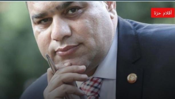 الكاتب الصحفي محمد صلاح